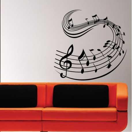 Notová osnova - Hudba víří