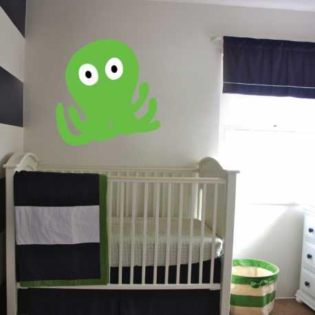 Samolepící dekorace Chobotnice
