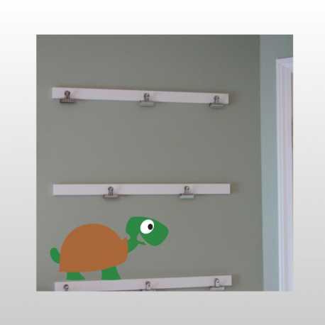 Samolepící dekorace Želvák
