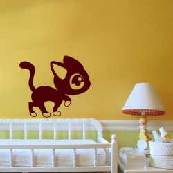 Samolepící dekorace Koťátko