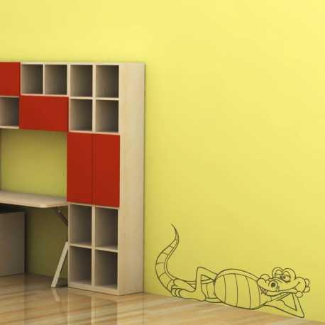 Samolepící dekorace Krokodýl
