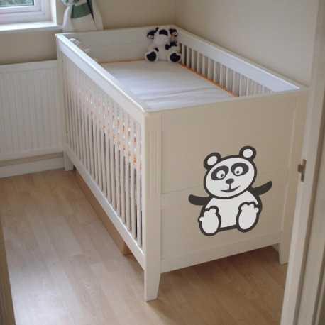 Samolepící dekorace Panda