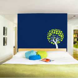 Samolepící dekorace na zeď Strom kulatý